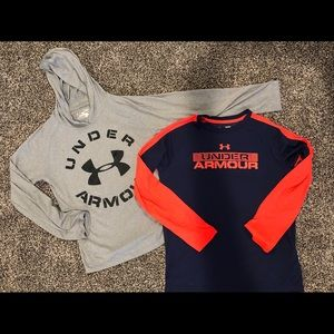 Lot of Under Armour